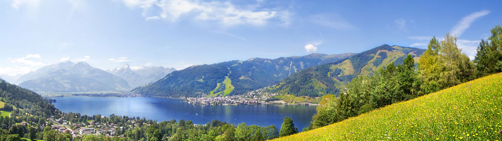 Zomer in Zell am See